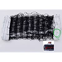 Volleyball Net with Aircraft Steel Cable (32 FT x 3 FT) -Volleyball Replacement Net for Outdoor   Indoor Sports Backyard Schoolyard Pool Beach Portable Outdoor Volleyball Net