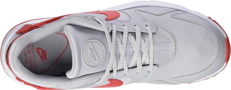 Nike Herren Ld Victory Sneaker Sky Grey Track Red Weiss Schwarz