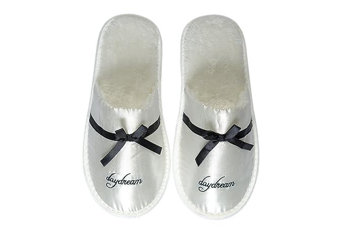 Amazon pantofole Morbide borse bianco Scarpe in it e twZ1pq7AZ