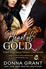 Heart of Gold (Dark Kings Book 20) Kindle Edition