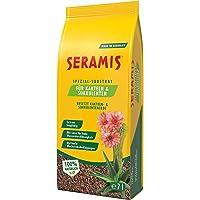 seramis – Sustrato para Cactus y crasas 7 litros granulado