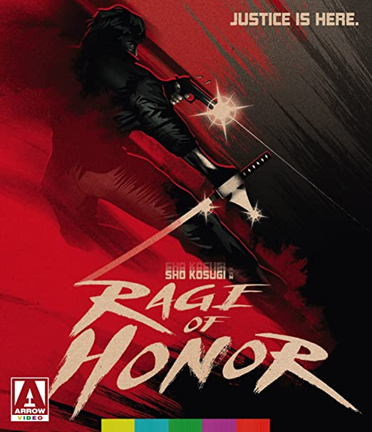 Amazon.com: Rage of Honor (Special Edition) [Blu-ray]: Sho ...