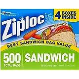 Amazon Com Ziploc Easy Open Tabs Storage Gallon Bags 52