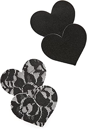 Maidenform Women's Heart Nipple Cover