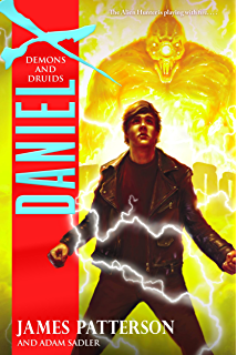 daniel x armageddon free preview edition the first 9 chapters patterson james grabenstein chris