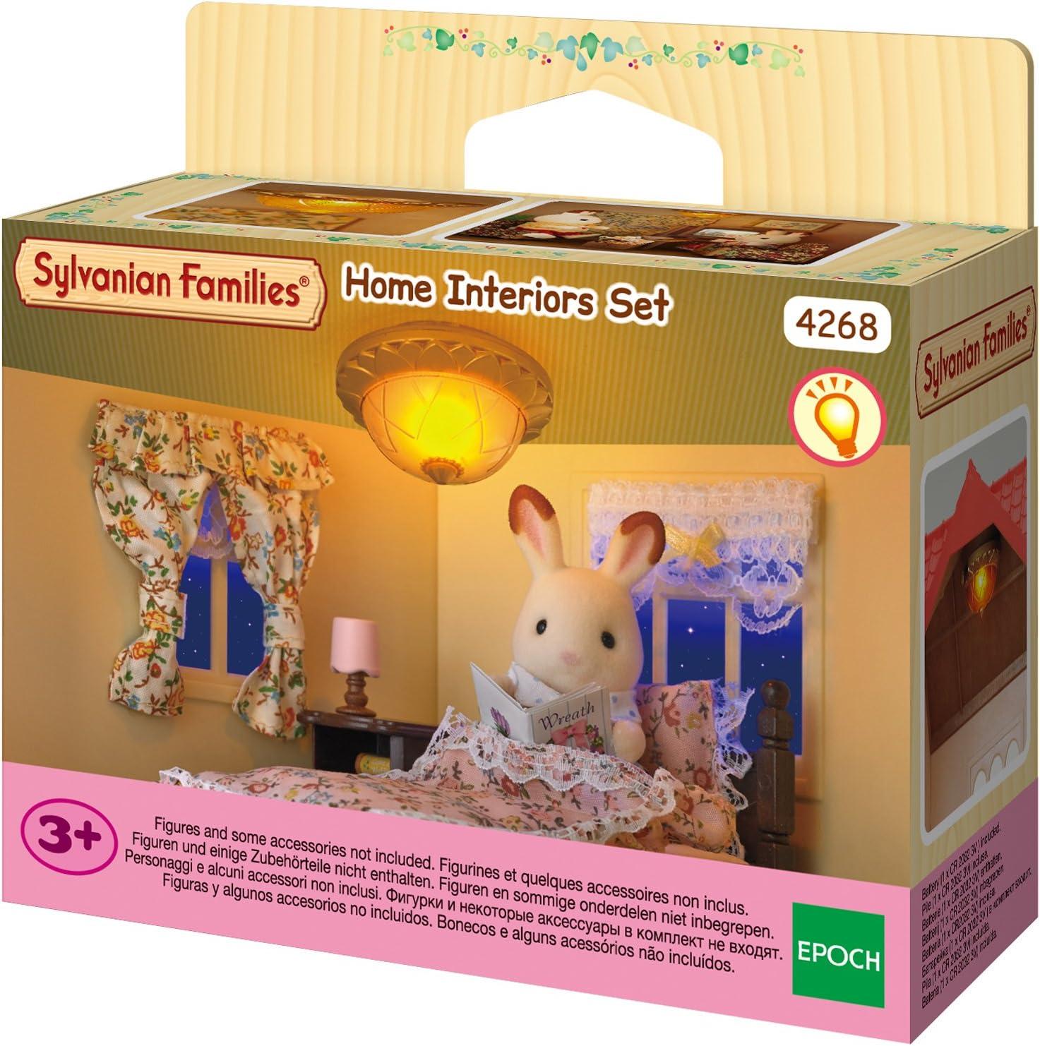 Sylvanian Families home interiors Set