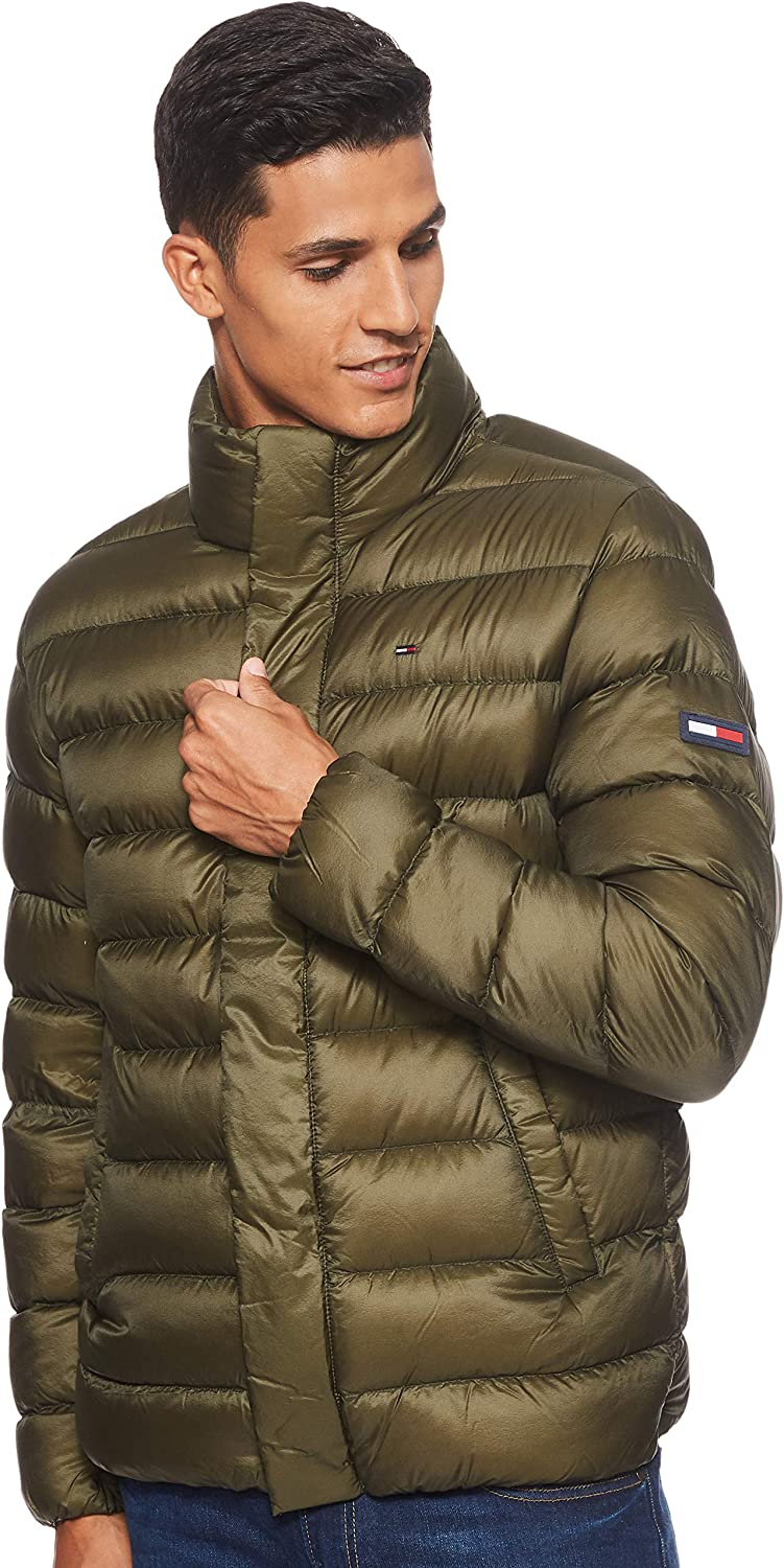 Tommy Hilfiger TJM Light Down Jacket Chaqueta para Hombre
