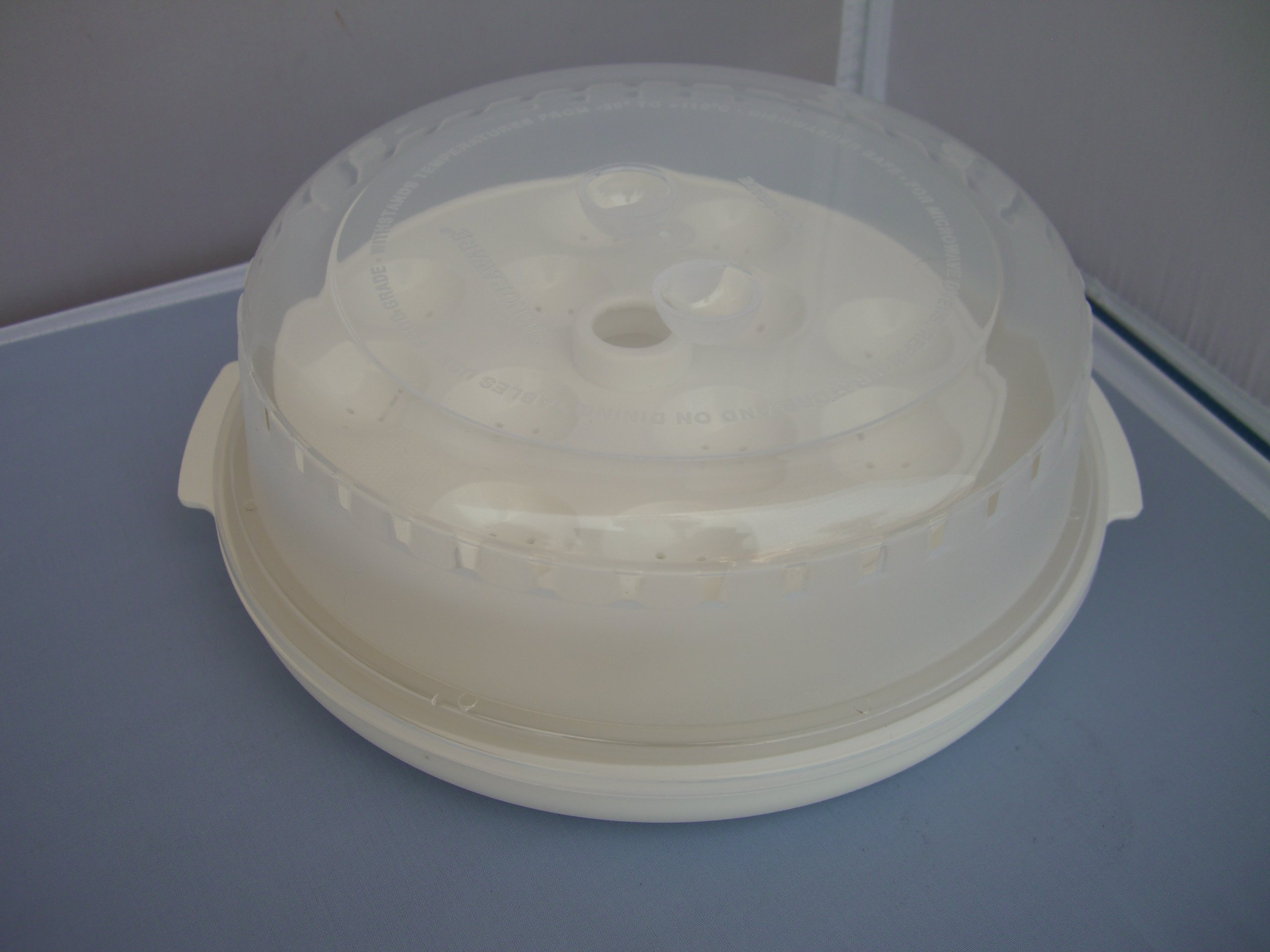 Plastic Signora Ware Mini Idli Microwave Safe Cooker