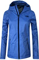 The North Face Womens TNF Black Boreal Rain Jacket prussian blue