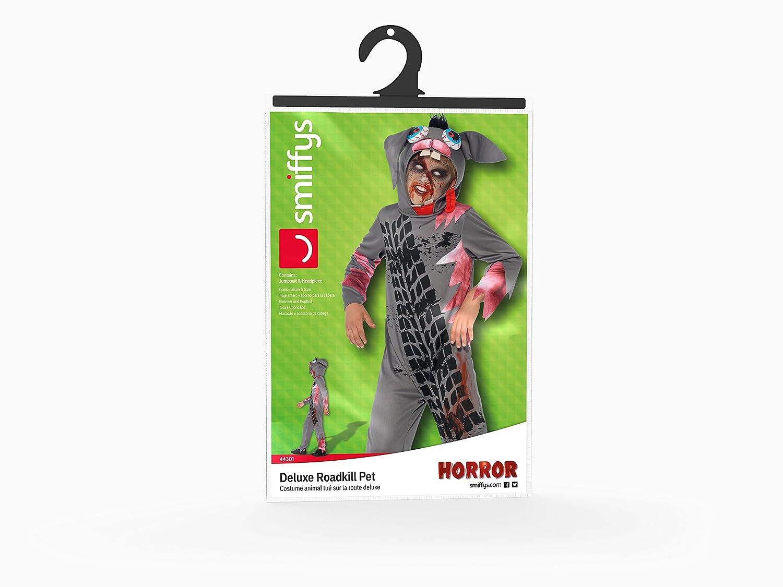 Amazon.com: Smiffys Childrens Deluxe Roadkill Pet Costume ...
