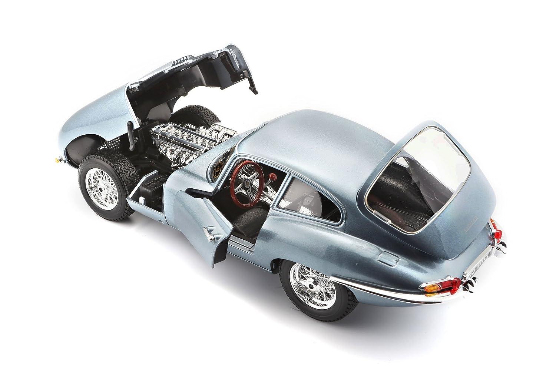 1961 Modellino in scala 1:18 Bburago 18-12044 Gold Jaguar E Coupe
