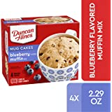 Duncan Hines 1 Breakfast Muffin and Cake Mix, Blueberry Muffin