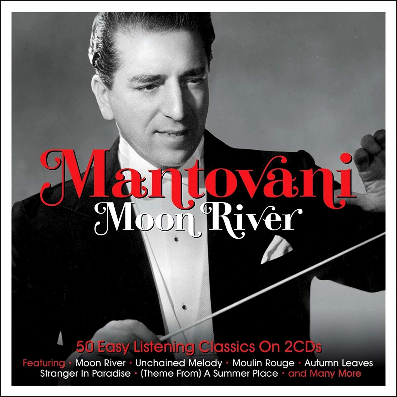 50 Greatest Hits of Mantovani (2 CD Boxset)