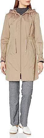 Cole Haan Signature Women's Hooded Anorak Rain Jacket