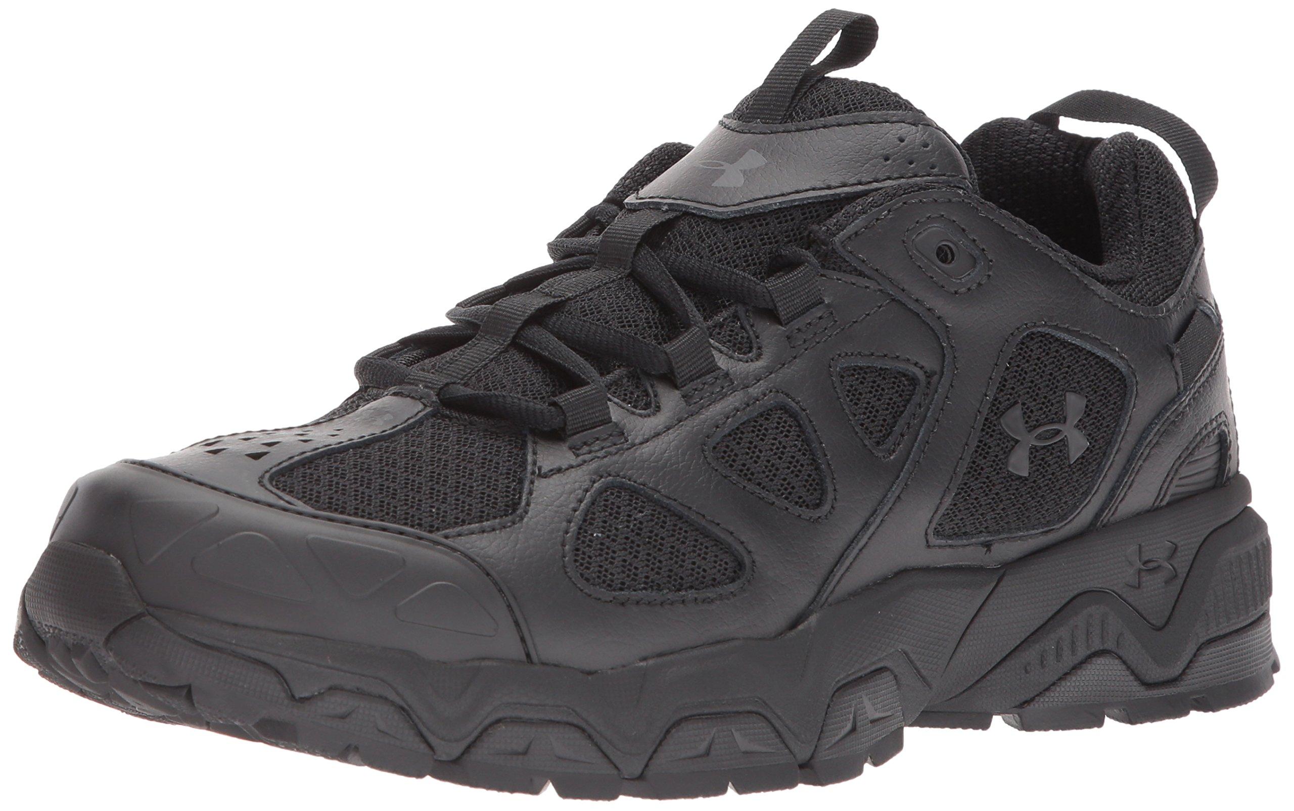 Under Armour Men's Mirage 3.0 Hiking Shoe, Black (001)/Black, 10.5