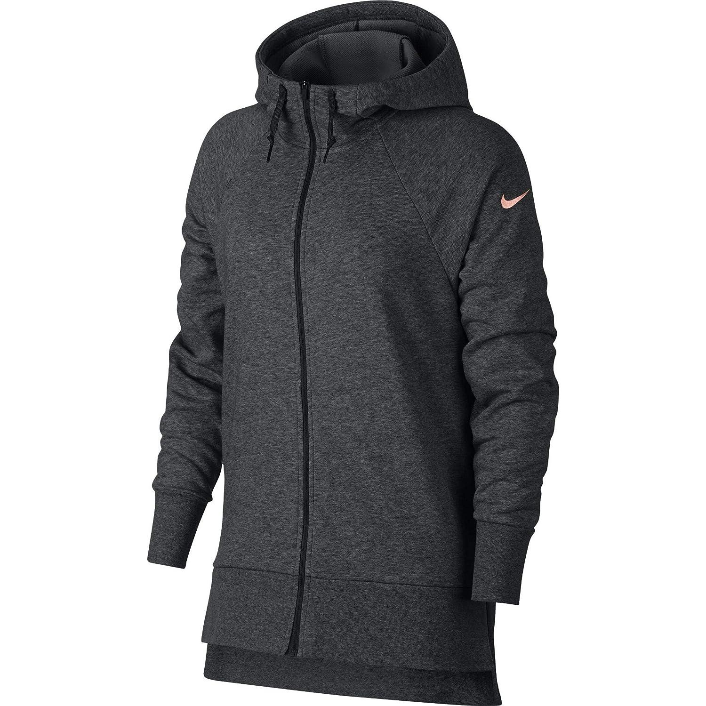 679e15e1c123b Nike Women's Dry Full Zip Training Hoodie at Amazon Women's Clothing ...