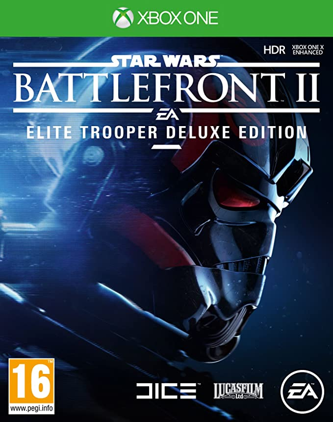 Star Wars Battlefront II: Elite Trooper Deluxe Edition - Xbox One ...