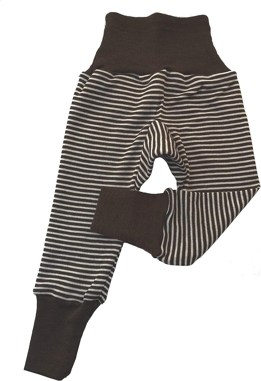 Cosilana Pantal/ón Largo con cintura de 70 /% Lana y 30 /% Seda KBT
