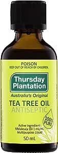 Thursday Plantation Tea Tree Oil, 50 milliliters