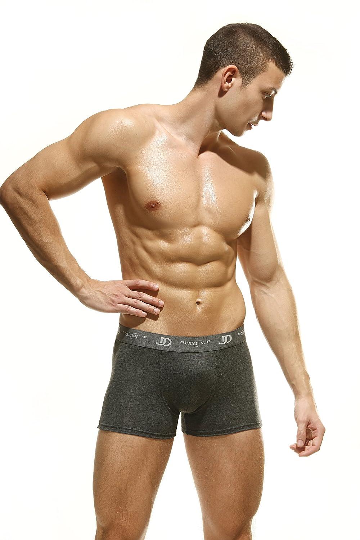 Jolidon Herren Boxershorts. Top Qualität & Design, Hergestellt in der EU  (M/44-46, Jeans): Amazon.de: Bekleidung
