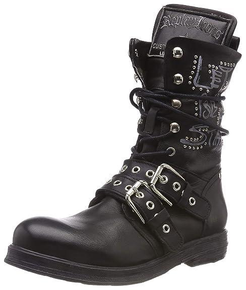 Replay Damen Dunya Biker Boots