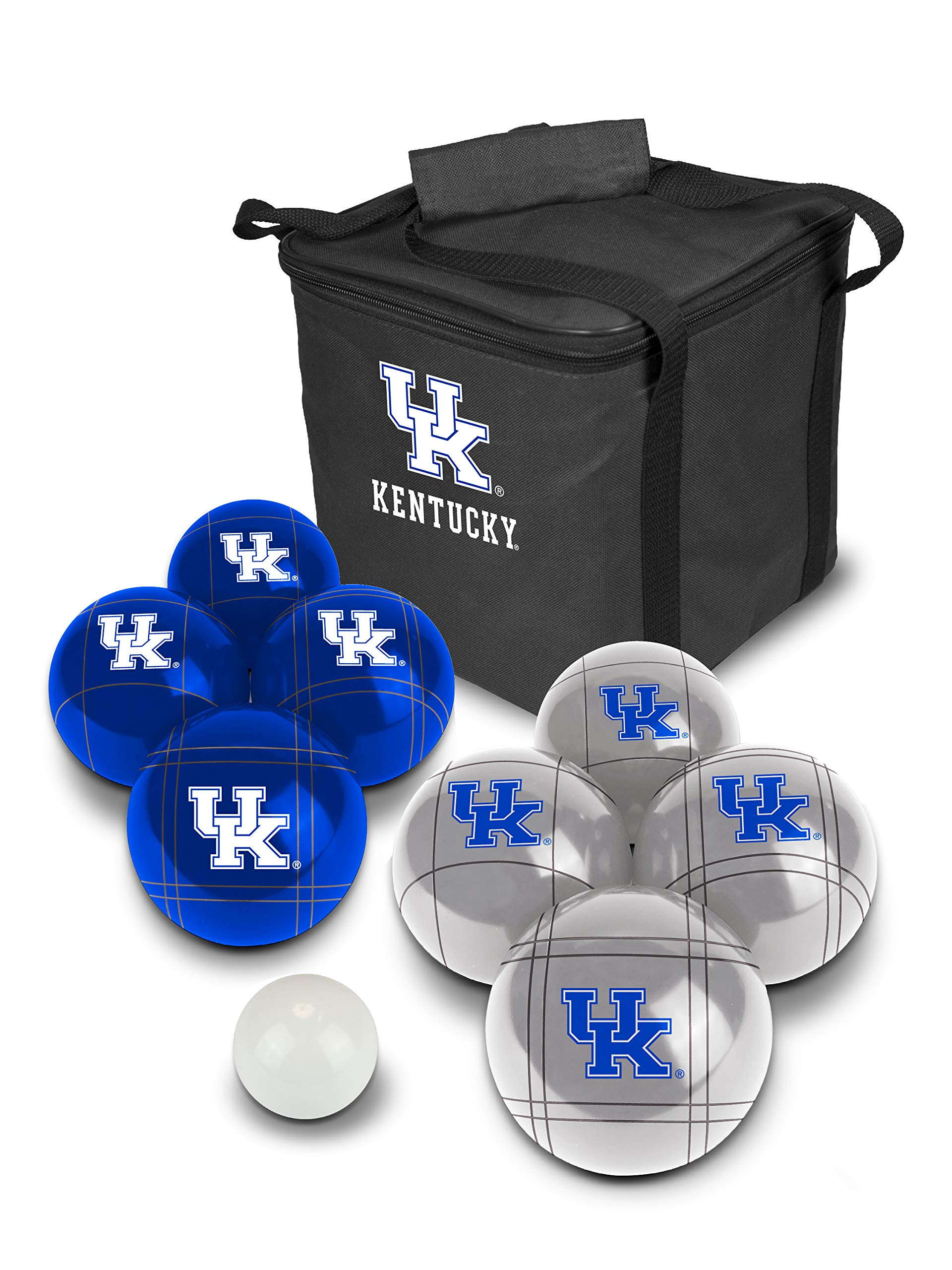 PROLINE NCAA College Kentucky Wildcats Bocce Ball Set by PROLINE (Image #1)