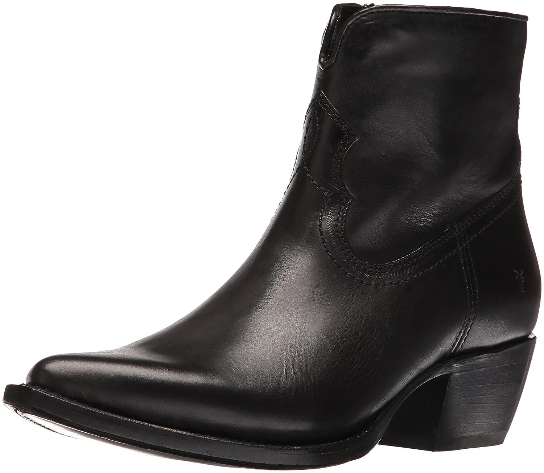 FRYE Women's Shane Short Western Boot B01BNWREL6 7 B(M) US|Black