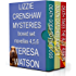 Lizzie Crenshaw Mysteries Box Set #2 (The Lizzie Crenshaw Mysteries)