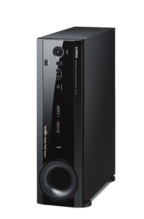 Yamaha YHT-S401BL Alámbrico 250W Negro altavoz soundbar: Amazon.es: Electrónica