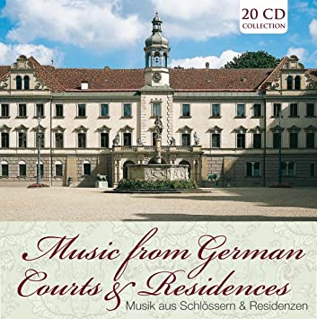 Various Artists - Music from German Courts & Residences - Amazon com