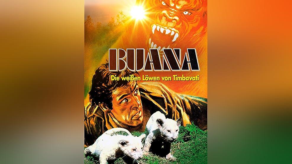 Buana - Die weißen Löwen von Timbavati