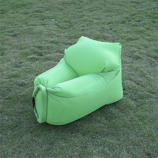 Al aire libre sofá silla camping Lazy bag senderismo ...