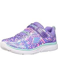 d2762ff0163d6 Skechers Girls Wavy Lites-Dazzle Blast Sneakers