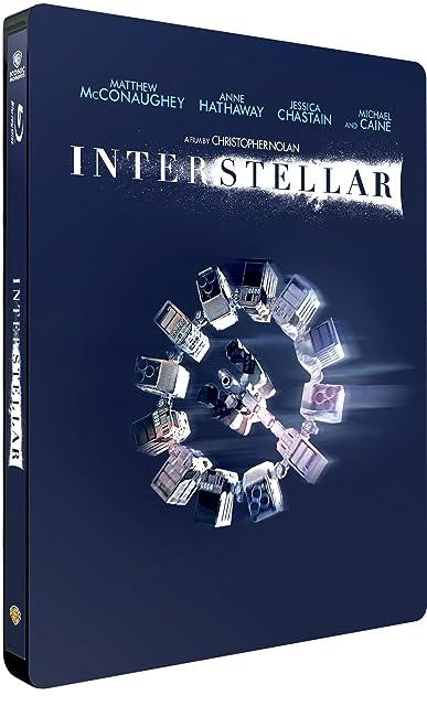 Interstellar (Réédition Steelbook) 81BfBtIxe%2BL._SY640_