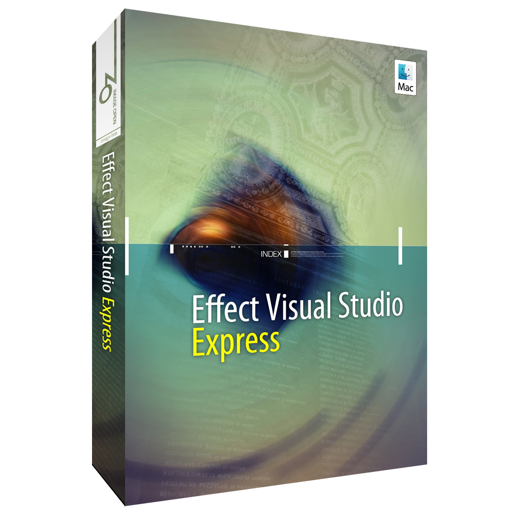 Effect Visual Studio Express Ultimate - Reflection Picture App