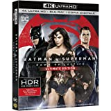batman v superman - dawn of justice - ultimate edition (4k ultra hd + blu-ray disc) blu_ray Italian Import