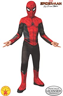 Amazon.com: Rubies Marvel Spider-Man Far from Home Childs ...