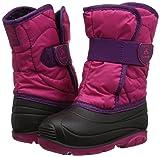 Kamik baby-girls' SNOWBUG3 Snow Boot, Bright