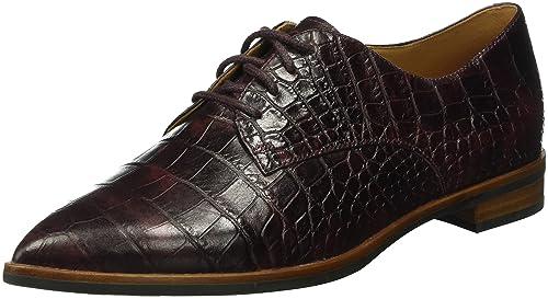 Ecco Caspar 330623 - Zapatos para Mujer, Color Morado (BAROLO11051), Talla 40 EU