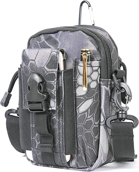 MULTI-PURPOSE EDC WAIST BAG POUCH