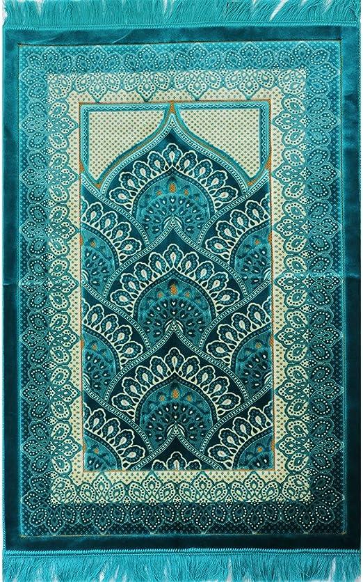 Amazon.com: Amplia mejor calidad felpa terciopelo alfombra ...