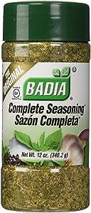 Badia Complete Seasoning 12 OZ