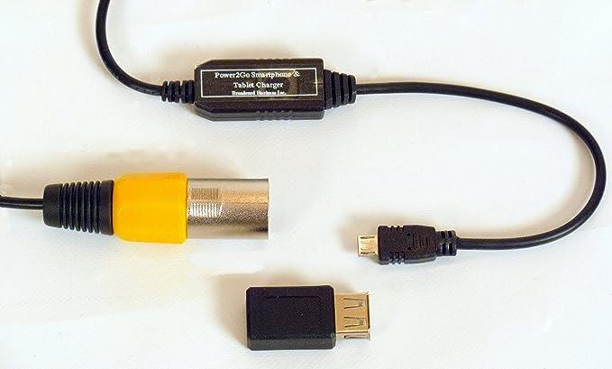Power2Go Micro USB 1 A cargador rápido con estándar silla de ...