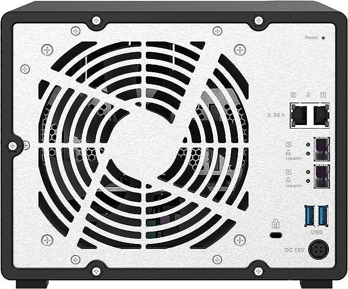 Qnap Ts 932px 4g 5 4 Bay High Speed Nas Mit Zwei 10 Gbe Computer Zubehör