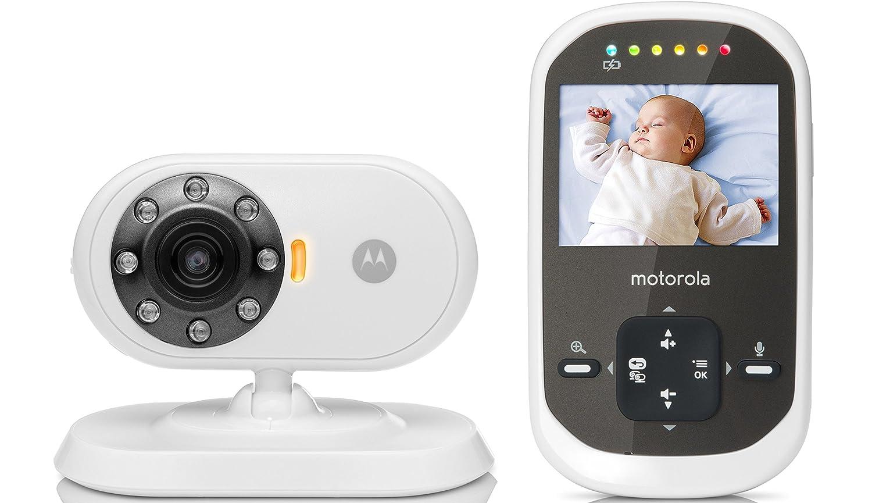 Babyphone Test Motorola MBP 25