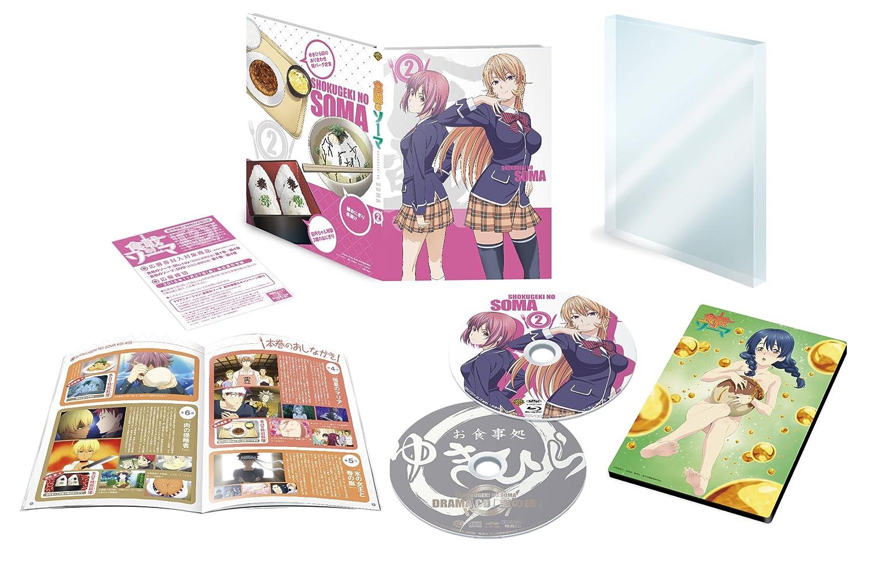Animation - Food Wars: Shokugeki No Soma Vol.2 (BD+CD) [Japan LTD BD] 10005-73349