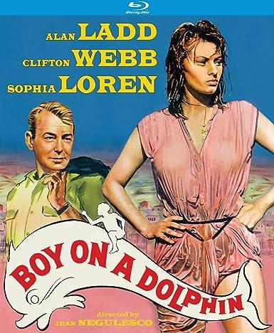 Boy on a Dolphin (1957) [Blu-ray]