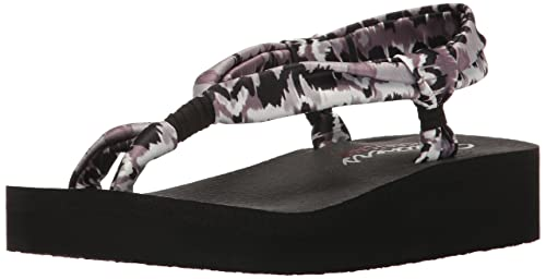 Skechers Womens Vinyasa-Lotus Angel Flip Flop