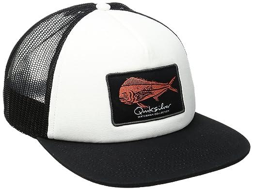Quiksilver Waterman Men s Bulls Trucker Hat 20437dfd3d6