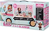 L.O.L. Surprise! 2-in-1 Glamper Fashion Camper with 55+ Surprises